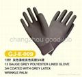 Coated work gloves 5