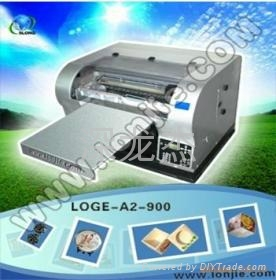 数码万能平板彩印机 1