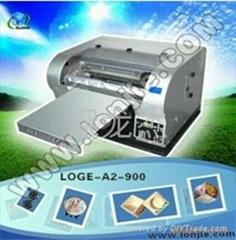 数码万能平板彩印机