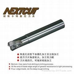 耐斯卡特ASJ-4P鑽銑刀