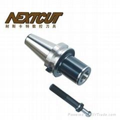 刀柄BT-MTB莫式錐度刀柄採用長拉釘形式