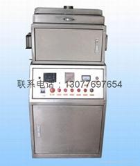 鋸條高壓靜電塗油機