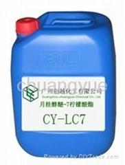 lauryl ether citric acid