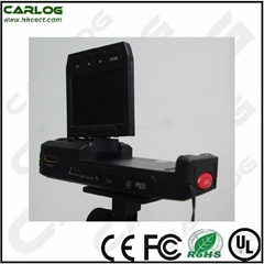 Full HD 1080P Car DVR With Infra-Red Night-Vision