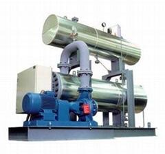 奇联优质导热油炉