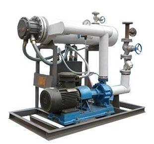 奇联导热油加热设备 1