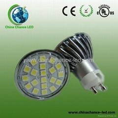 SMD5050 射燈 GU10
