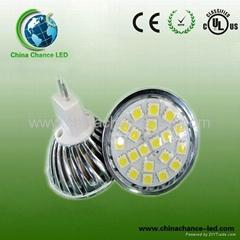 SMD5050 MR16 射燈