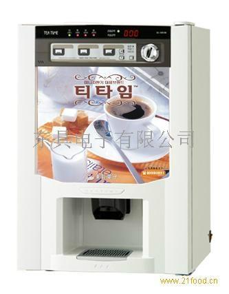 东具食品有限公司投币咖啡机 1