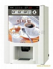 東具食品有限公司投幣咖啡機