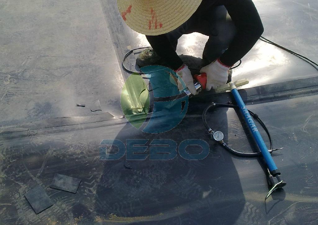 垃圾填埋場防滲膜 1