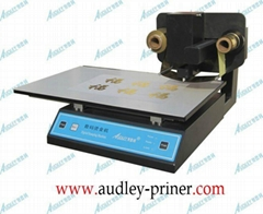 digital hot stamping machine(small as inkjet printer)