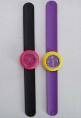 slap watch,snap watch,digital watch,sport watch