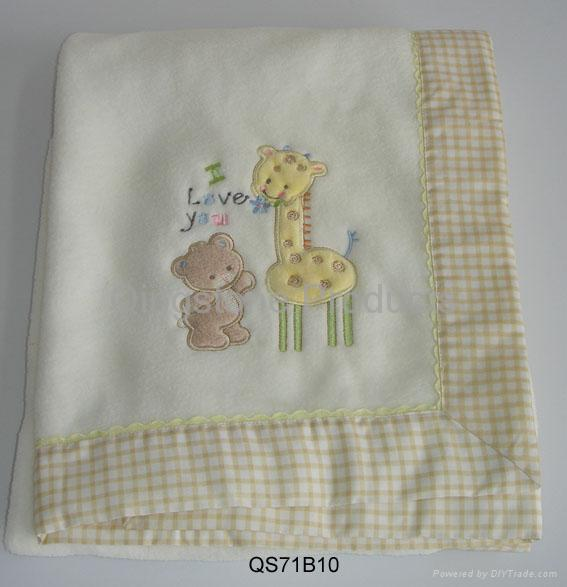 Baby Blanket Embroidery 171 Embroidery Amp Origami