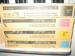 富士施樂彩色複印機IIIC2200碳粉