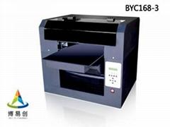 Multi-functional Digital Flatbed Printe/BYC168 printer