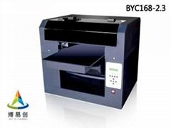 Multipurpose Digital Flatbed Printer/BYC168 printer