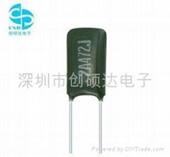 CL11-PEI環氧包裝耐高壓金屬化聚酯薄膜電容(PEI)