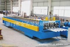 1170型集装箱板成型机