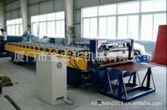 825/1016型波纹板冷轧机