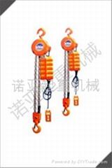 DHK型環鏈電動葫蘆