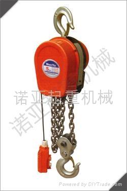 DHS型環鏈電動葫蘆 1