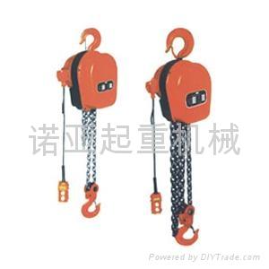 DHS型環鏈電動葫蘆 2