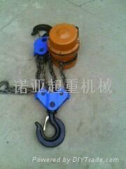 DHP型群吊電動葫蘆