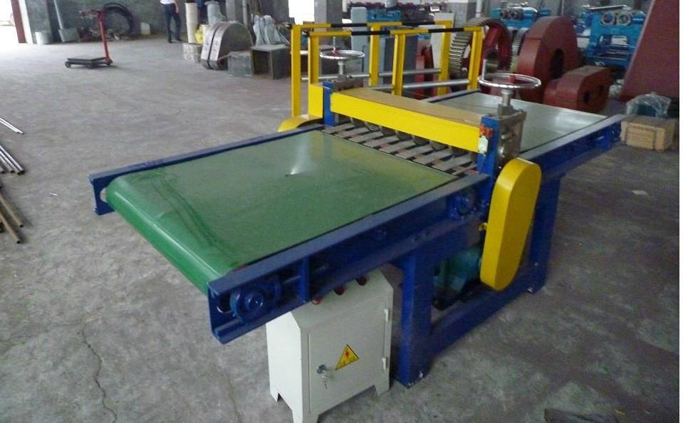 Rubber Slitter Strip Cutting Machine 600 Qingdao