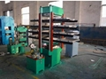 Soft Tiles Press Machine 2