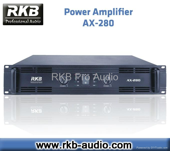 ax series pro audio professional power amplifier rkb ax series germany rkb china. Black Bedroom Furniture Sets. Home Design Ideas