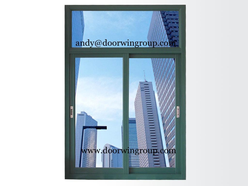 Aluminum window february 2016 for Window manufacturers