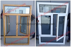 Aluminium Wood Window (Hot Product - 1*)