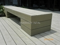 Foam PVC Outdoor Decking