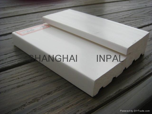 Pvc Door Frame Pvc Moulding Oem Inpal China Trading Company Other Doors Door Products