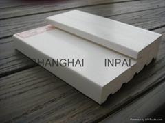 PVC door frame/PVC moulding