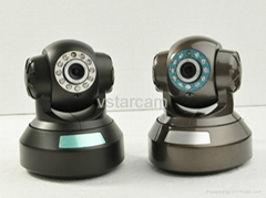 WiFi Indoor pan/tilt IP Camera