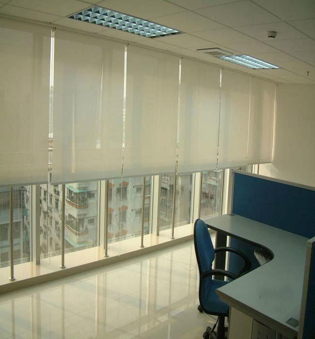 办公窗帘 1