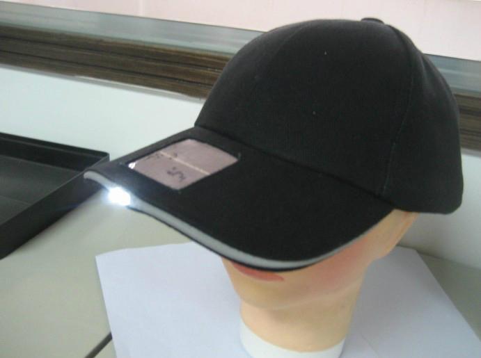 发光帽 1
