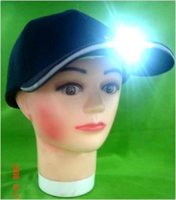 发光帽 2