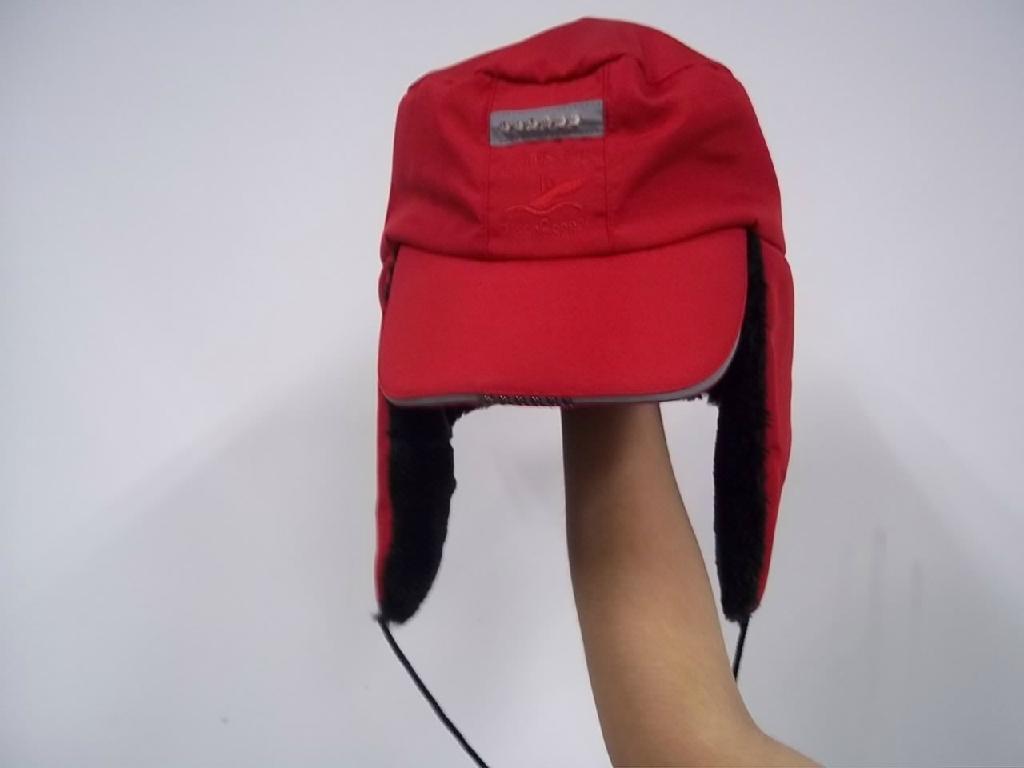发光帽 4