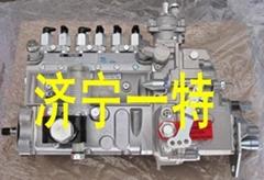 小松挖掘機配件pc220-7柴油泵