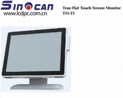 True Flat Touch Screen Monitor T11-15