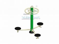 Triple Rotator