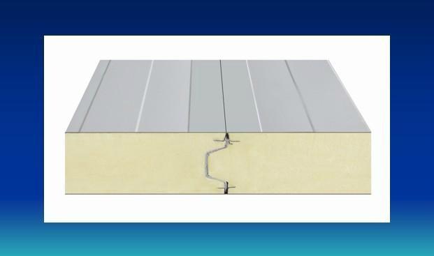 聚氨酯冷庫板 1