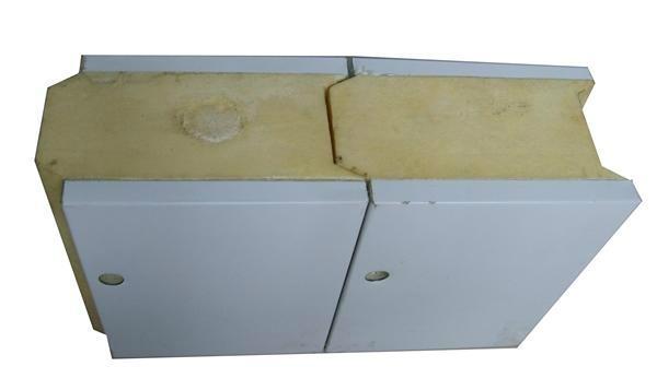 聚氨酯冷庫板 2