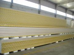 聚氨酯冷庫板(凹凸槽、挂鉤板)