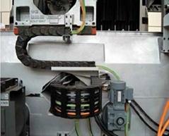 大电流电气设备用的大截面单芯屏蔽拖链电缆
