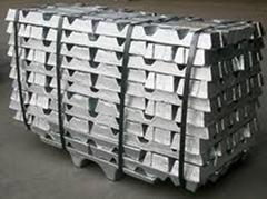 Zinc ingot 99.997%