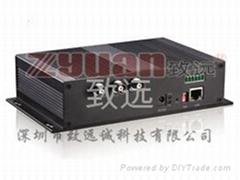 D1单路 流媒体网络视频服务器